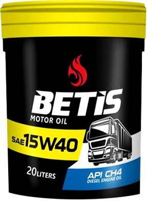 Engine Oil API CH4 SAE 15W40