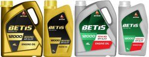Engine Oil 12000 API: SL/CF