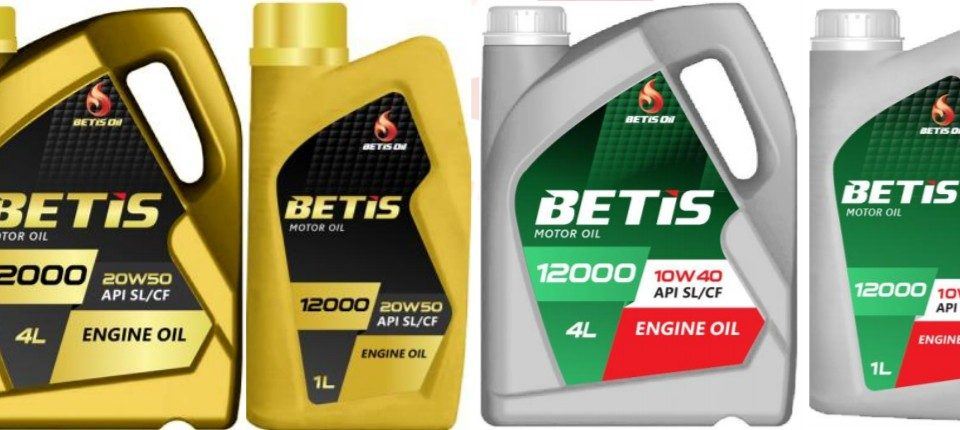 Engine Oil 12000 API: SL/CF